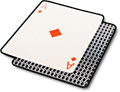 Dealers hole card
