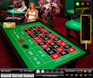 roulette green payout
